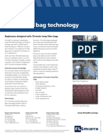 Long Filter Bag