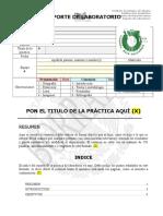 Formato de Reporte de Laboratorio Mecánica de Materiales