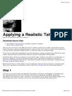 Applying a Realistic Tattoo | Psdtuts+.pdf