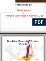 project synopsis for automatic timetable generator scheduling