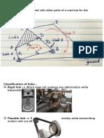 Basic Link Mechanisms-Ay