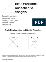 copy of final project- trigonometric functions and its connection to similar triangles