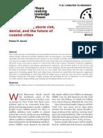Sea Level Rise,Storm Risk, Costal City