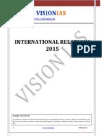 IR 2015 Vision
