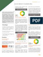 Percepción Del Servicio en México y Ranking IPSA