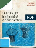Dorfles, Design e sua estética