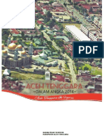 Aceh Tenggara Dalam Angka 2014 Aceh Tenggara in Figures 2014