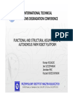 Functional and Structural Assumptions