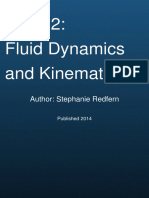 Unit 02 Fluid Dynamics and Kinematics by Stephanie the Saylor Mechanic