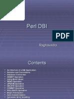 Perl DBI
