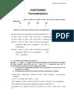 Termodinámica Cuest Select Val Resueltos