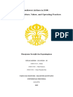 Daftar Isi, Cover Dan Statement of Authorship