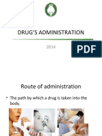 Drugs Administration