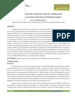 4.Hum-Enhancing Scientific Communication by Coordinating -Dan Yu and Tadaharu Ishikawa