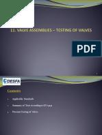 11. Valve assemblies - Valve Testing(1).pdf