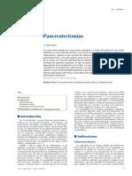 Pancreatectomías