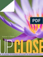 Understanding Close-up Photography Pdf