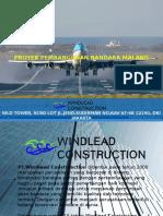 Presentasi Manajemen Proyek Bandara