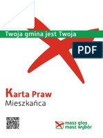 Karta Praw Mieszkanca 2014