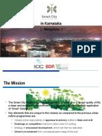 Smart City Mangalore -IIDC Consortium_19 Sept 2015