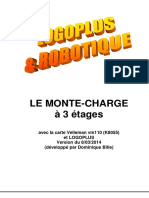 Topo Monte Charge