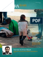 ADRA Direkt 4/2015 - Gemeinsam für Flüchtlinge