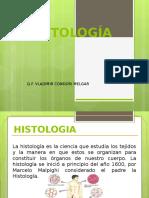 Estudio de Los Tejidos (Histologia) I