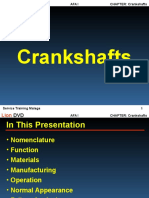 Crankshaft Deffect