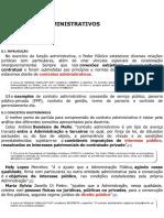 contratos admnistrativo