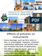 10 a Girls Monuments Ppt!