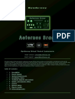 Aeternus Brass VST, VST3, Audio Unit Plugins