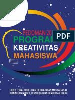 Pedoman PKM Tahun 2015