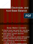K - 4 Fluid, Electrolyte, Acid Base Balance (Fisiologi)