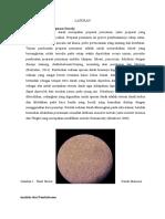 Analisis pembuatan preparat apusan sperma