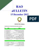 Bulletin 151215 (HTML Edition)