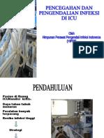 PPI di ruang ICU