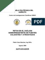 Retos en Puentes(2006)