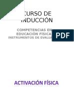Educación Física.Instrumentos de evaluación