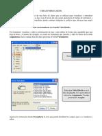 Crear Formularios en Access
