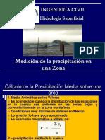 4. Precipitación en Una Zona V1