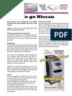 No Go Nissan