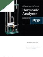 Albert Michelsons Harmonic Analyzer
