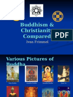 Buddhism & Christianity Compared