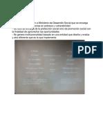 Sistema de Protección Social en Chile