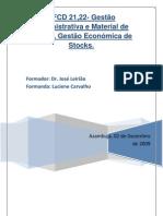 UFCD 21 e 22 José Leirião