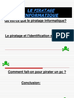 piratage informatique