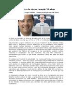 EMC 50 AÑOS DEL CENTRO DE DATOS