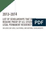 E4FC Scholarships