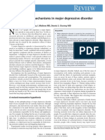 CMAJ__ Neurobiological Mechanisms in Major Depressive Disorder