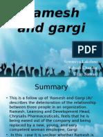 Ramesh and Gargi